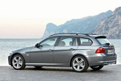 BMW 3 sērijas Touring E91 universāla foto attēls 2