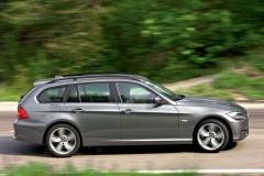 BMW 3 sērijas Touring E91 universāla foto attēls 8