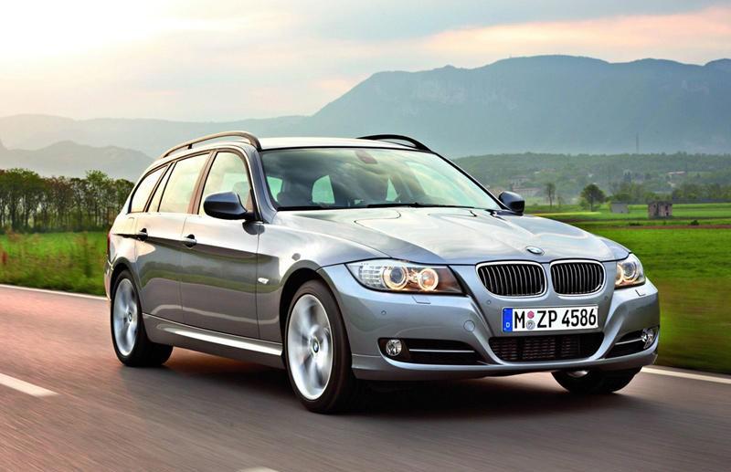 BMW 3 sērija 2008 foto attēls