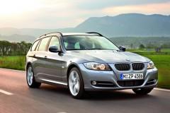 BMW 3 sērijas Touring E91 universāla foto attēls 13