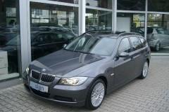 BMW 3 sērijas Touring E91 universāla foto attēls 19