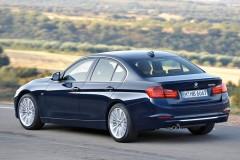 BMW 3 sērijas F30 sedana foto attēls 16