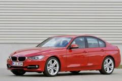 BMW 3 sērijas F30 sedana foto attēls 3