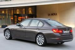 BMW 3 sērijas F30 sedana foto attēls 2