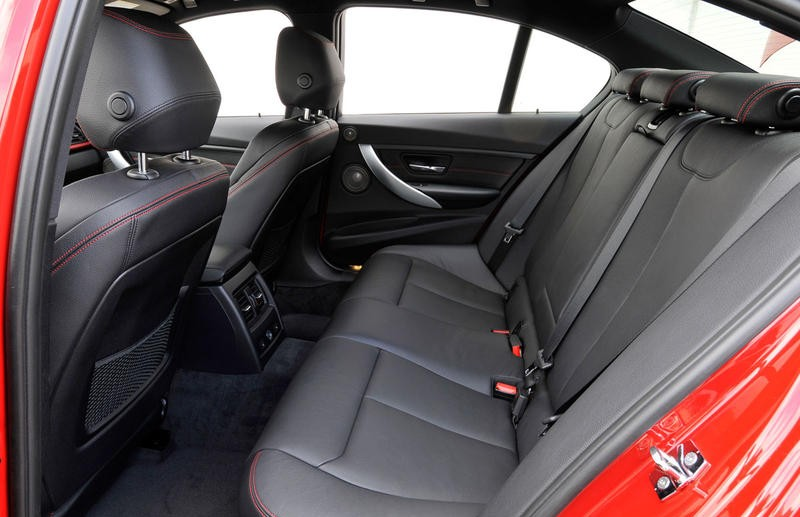 BMW 3 Series F30 Sedan Photo Image 17