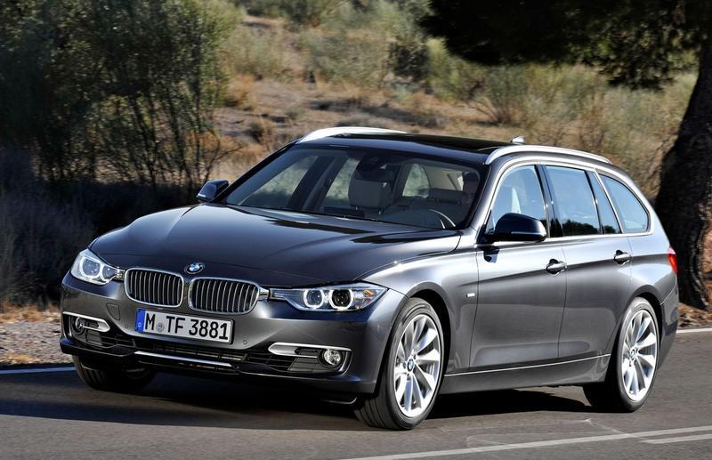 BMW 3 sērija 2012 foto attēls