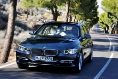 BMW 3 sērijas Touring F31 universāla foto attēls 9