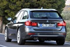 BMW 3 sērijas Touring F31 universāla foto attēls 8