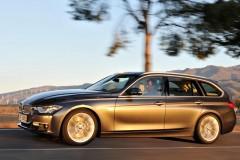 BMW 3 sērijas Touring F31 universāla foto attēls 7