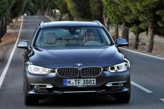 BMW 3 sērijas Touring F31 universāla foto attēls 13