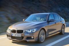 BMW 3 sērijas F30 sedana foto attēls 1