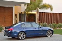 BMW 3 sērijas F30 sedana foto attēls 18