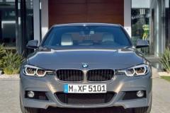 BMW 3 sērijas F30 sedana foto attēls 19