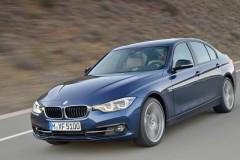 BMW 3 sērijas F30 sedana foto attēls 20