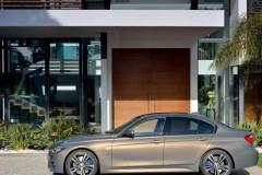 BMW 3 sērijas F30 sedana foto attēls 21