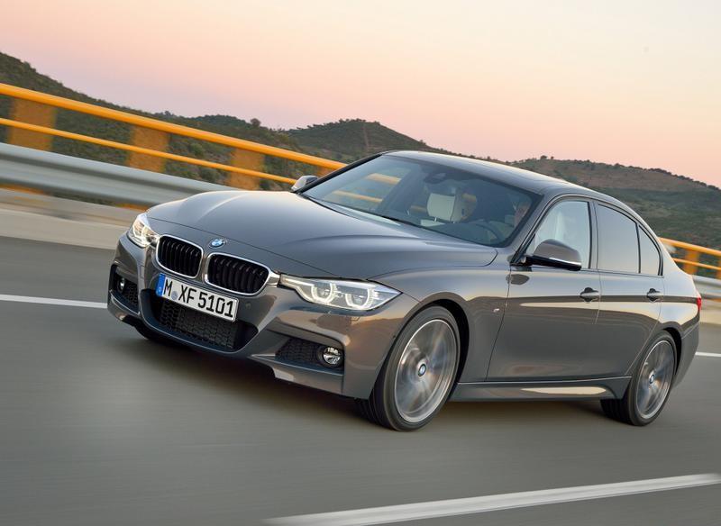 BMW 3 sērija 2015 foto attēls