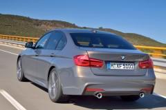BMW 3 sērijas F30 sedana foto attēls 14