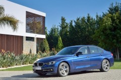 BMW 3 sērijas F30 sedana foto attēls 4