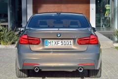 BMW 3 sērijas F30 sedana foto attēls 5