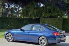 BMW 3 sērijas F30 sedana foto attēls 7