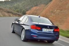BMW 3 sērijas F30 sedana foto attēls 8