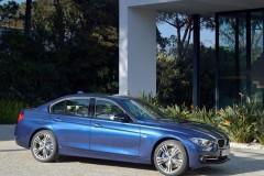 BMW 3 sērijas F30 sedana foto attēls 10