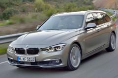 BMW 3 sērijas Touring F31 universāla foto attēls 21