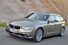 BMW 3 sērijas Touring F31 universāla foto attēls 4