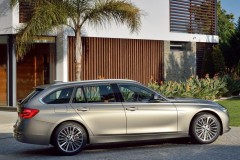 BMW 3 sērijas Touring F31 universāla foto attēls 6