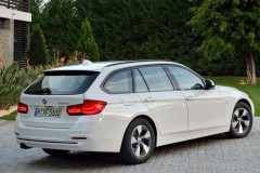 BMW 3 sērijas Touring F31 universāla foto attēls 11