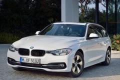 BMW 3 sērijas Touring F31 universāla foto attēls 12