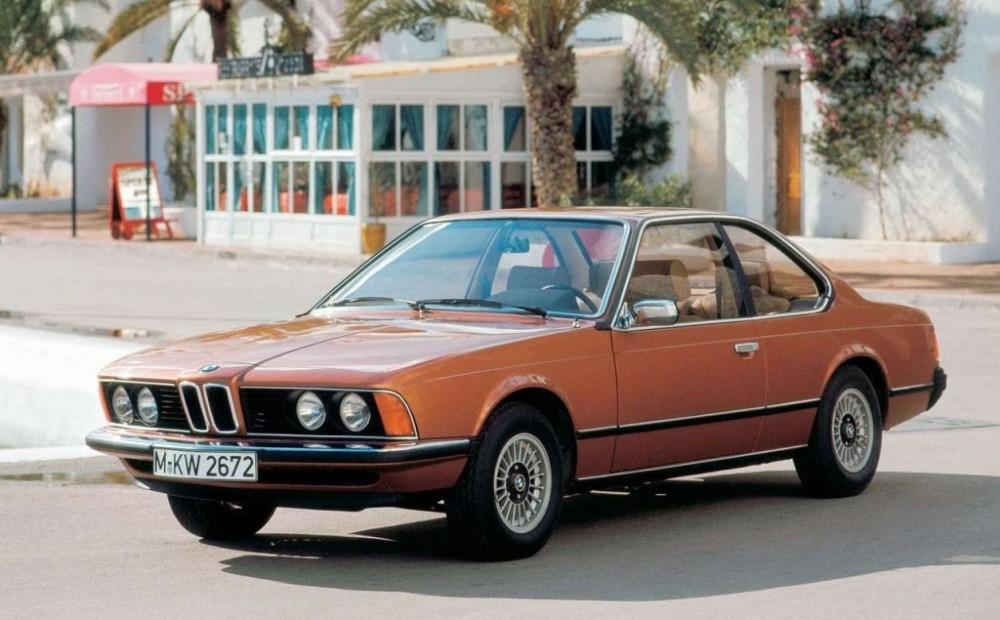 BMW 6 sērija 1976 foto attēls