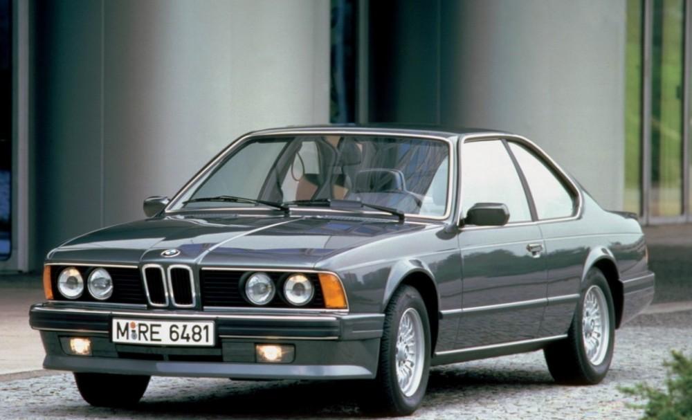 BMW 6 sērija 1982 foto attēls
