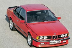 BMW 6 serie coupe foto 2