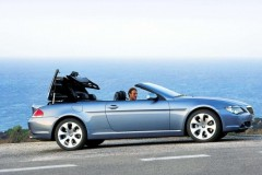 BMW 6 sērijas kabrioleta foto attēls 4