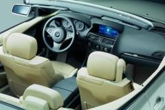 BMW 6 sērijas kabrioleta foto attēls 3