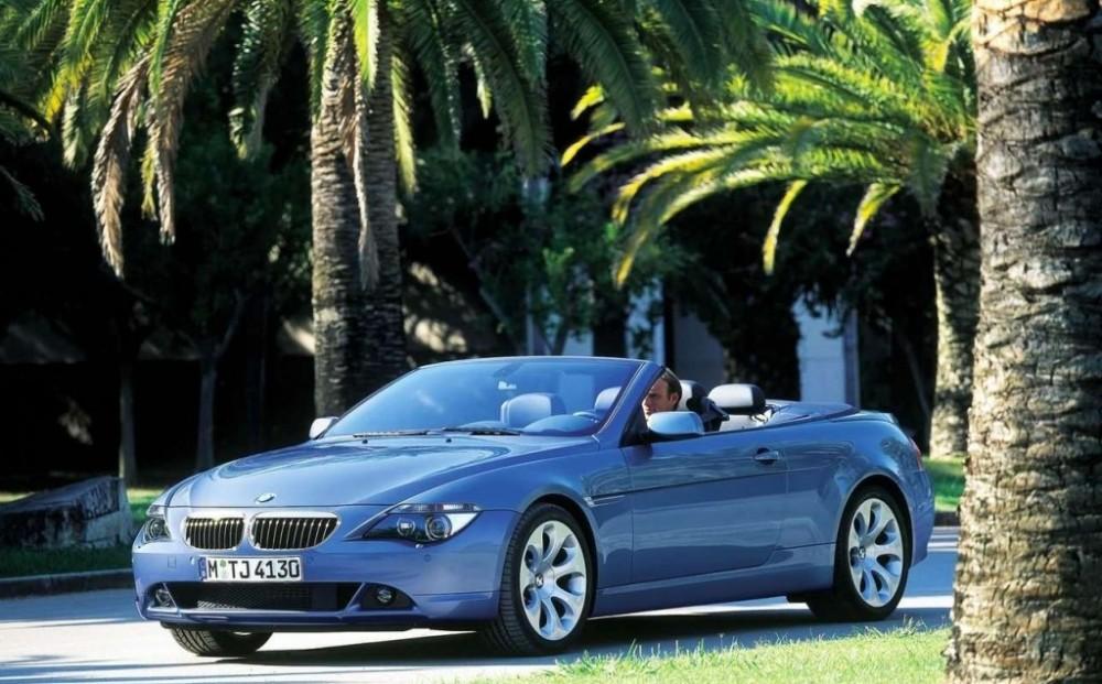 BMW 6 sērija 2004 foto attēls