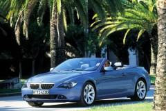 BMW 6 sērijas kabrioleta foto attēls 2