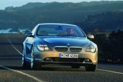BMW 6 sērijas kupejas foto attēls 1
