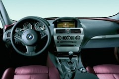 BMW 6 sērijas kupejas foto attēls 10
