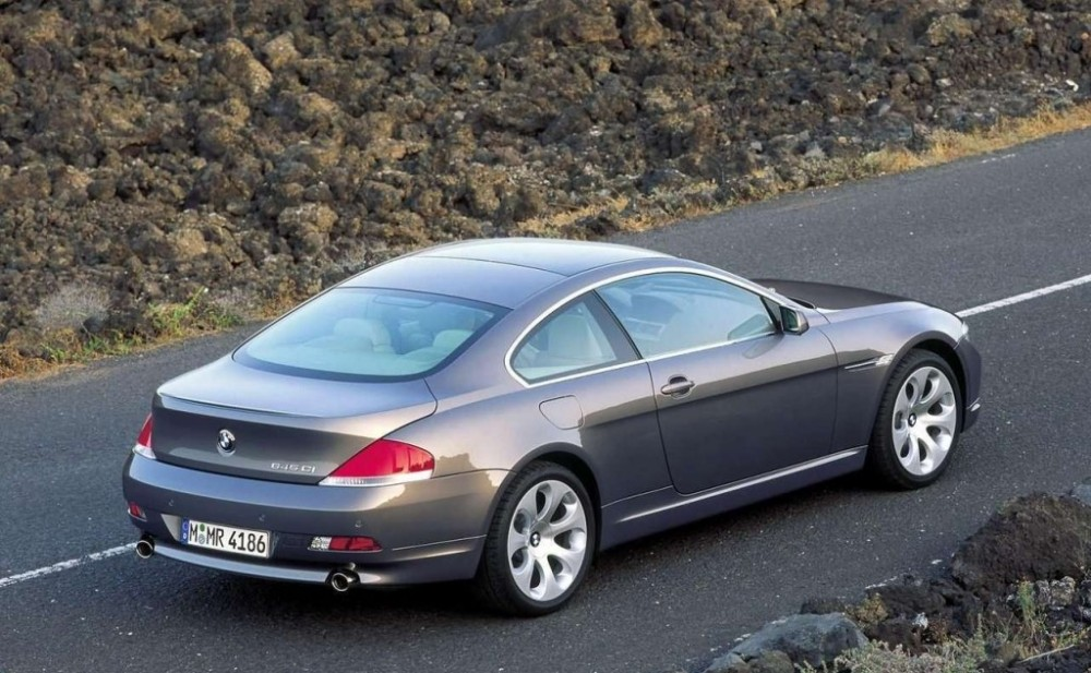 Bmw 6 Series Coupe 2004 2007 Reviews Technical Data Prices