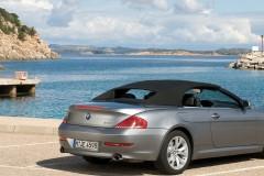 BMW 6 sērijas kabrioleta foto attēls 1