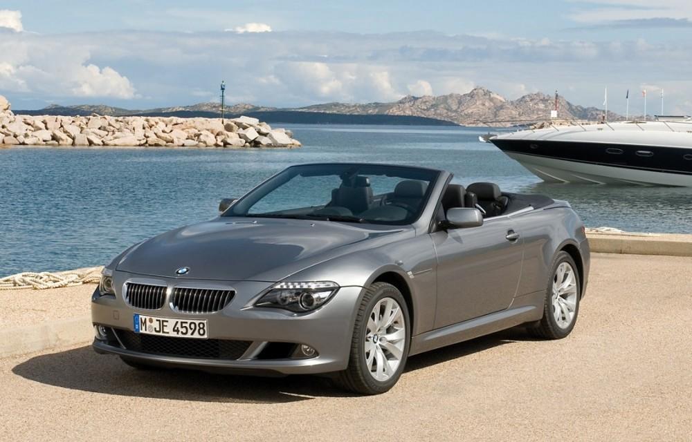BMW 6 sērija 2007 foto attēls