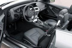 BMW 6 sērijas kabrioleta foto attēls 5