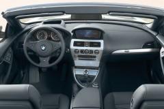 BMW 6 sērijas kabrioleta foto attēls 8
