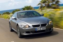 BMW 6 sērijas kupejas foto attēls 16