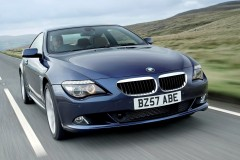 BMW 6 sērijas kupejas foto attēls 20