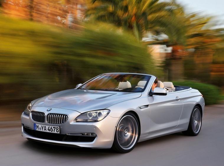BMW 6 sērija 2011 foto attēls