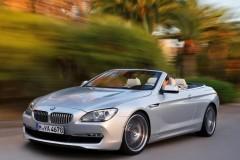 BMW 6 sērijas kabrioleta foto attēls 17