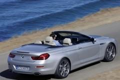 BMW 6 sērijas kabrioleta foto attēls 9